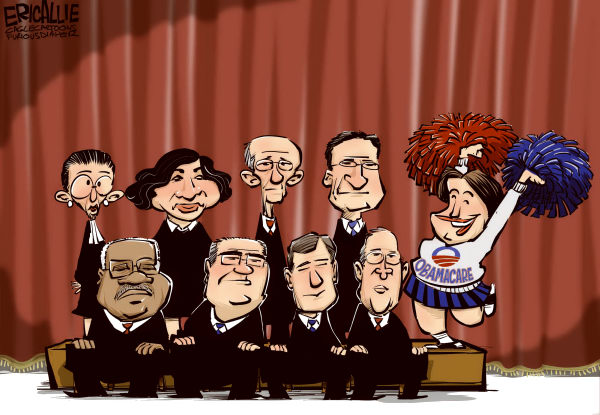 Should SCOTUS justices conciously try their best to put all personal biases aside when judging?