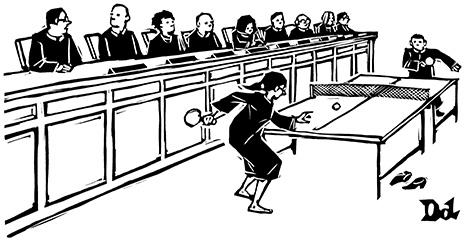 new yorker scotus ping pong