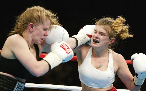 Tonya Harding Defeated By Samantha Browning