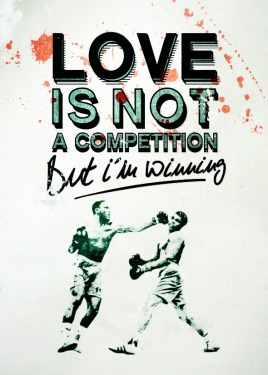Is life just a competitive game?